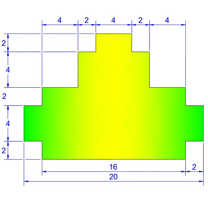 AutoCAD_2D_Exercises_24 practice drawings for beginners