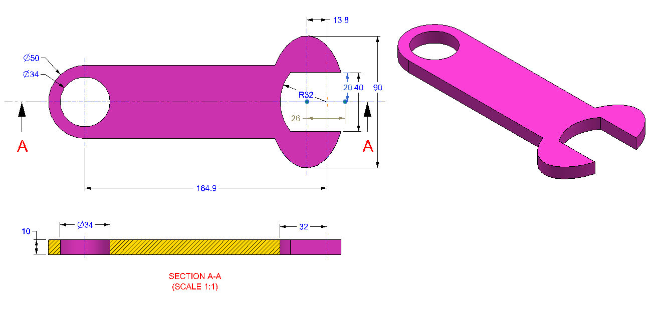 AutoCAD_3D_Exercise_22 practice drawings for beginners