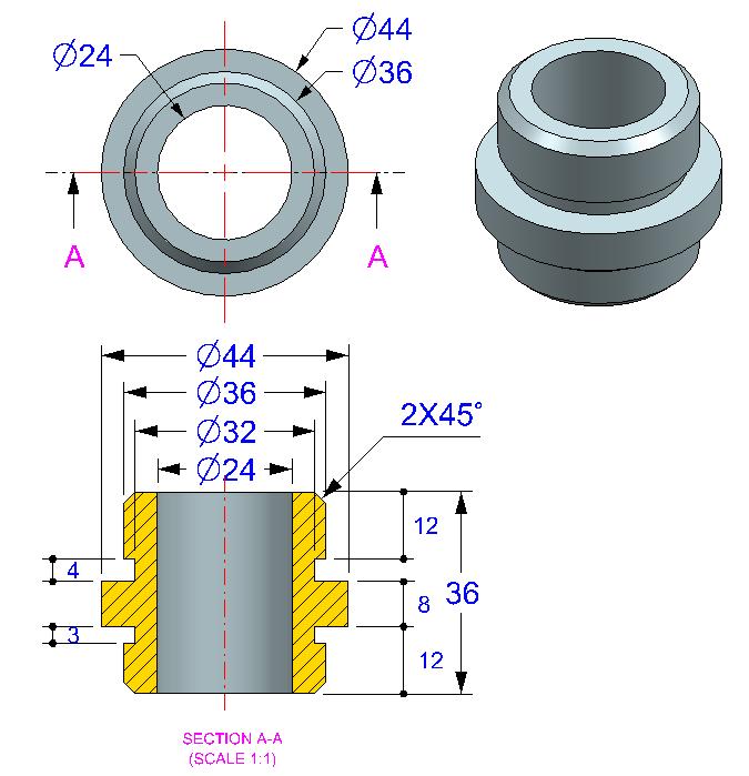 AutoCAD_3D_Exercise_28